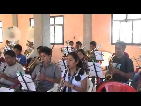 banda aire zapoteco--trino de jilgueros betaza 2013