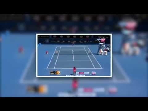 Sloane Professional Player Analysis Australian Open 2015