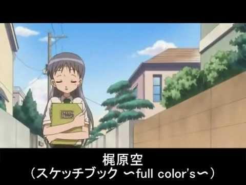 花澤香菜さんのアニメキャラ集