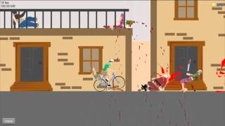 Happy Wheels Cap.3 Una de Zombies!