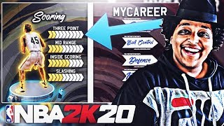 NBA 2K20 IS INTRODUCING A NEW ATTRIBUTE AND BADGE UPGRADING SYSTEM