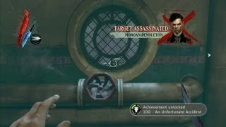 Dishonored - The Art of the Steal & An Unfortunate Accident Achievement Guide