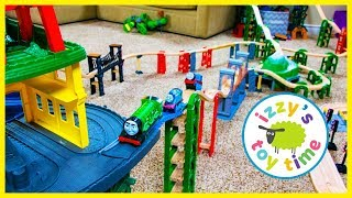 Thomas and Friends | SUPER STATION CHALLENGE! Thomas Train with Trackmaster | Toy Trains for Kids