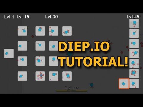 Diep.io Introduction Tutorial (Guide)