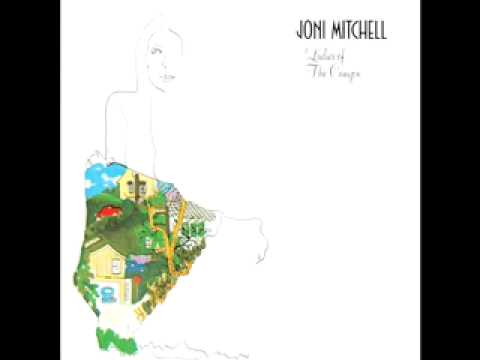 Joni Mitchell - Rainy Night House