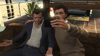 GTA 5 KILLING MICHAEL'S SHRINK (Dr. Isiah Friedlander psychiatrist)