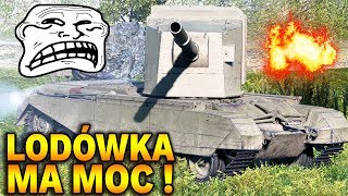 LODÓWKA MA MOC !!! - World of Tanks