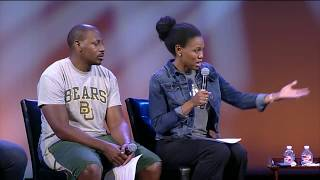 The Evans Family Discusses Faith & Loss