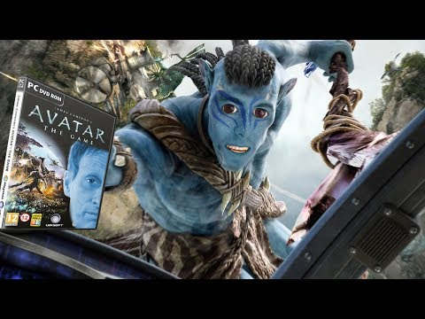 James Cameron's Avatar's Weirdly Ambitious Game | Minimme