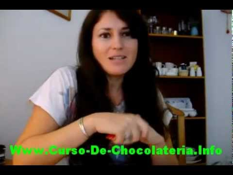 Curso De Chocolateria, Como hacer Chocolates, Trufas, Brownies, Bombones De Chocolate Paso A Paso
