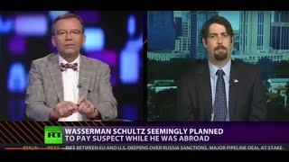DNC Kike-ess Debbie Wasserman-Schultz Mega-Scandal Exposed on Crosstalk