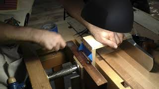 Dovetails, latest tip on cutting more accurately with Rob Cosman