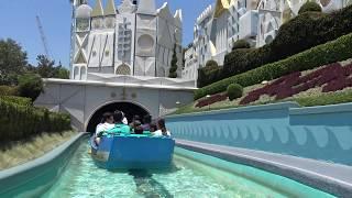 It's A Small World - Disneyland 4K (POV)