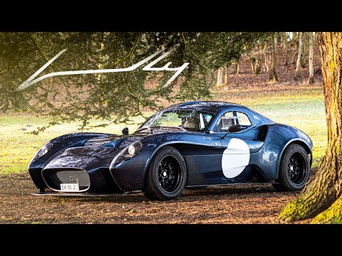 Jannarelly Design-1: Road Review | Carfection 4K