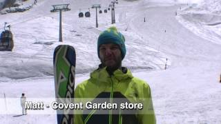 Slopeside Ski Review - Nordica Spitfire Ti 2014/15