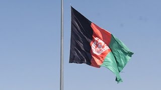 Afghans Mourn Kabul Victims, National Flag At Half Mast