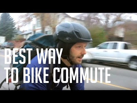 What's the best way to commute by bike: City, road bike or mountain bike?