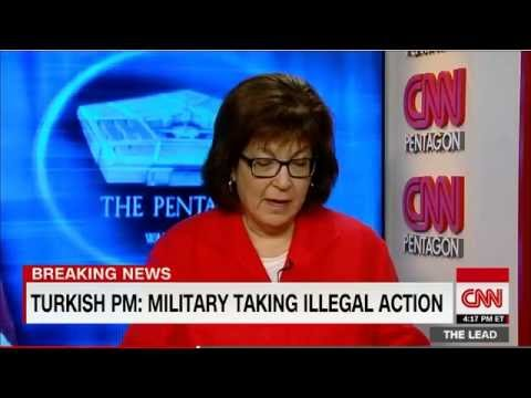 Military Coup Underway In Turkey (July 15, 2016)