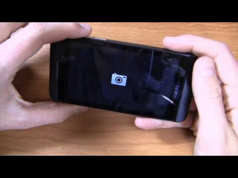 BlackBerry Z10 Review Part 2
