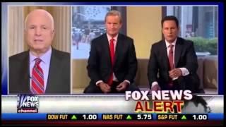 John McCain Blasts Fox News Islamophobia Live on Air
