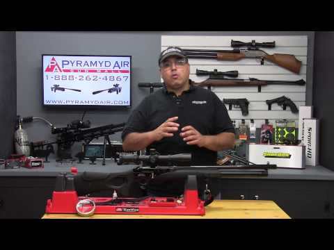 Hatsan Galatian Quiet Energy .22 Caliber - Airgun Review by AirgunWeb