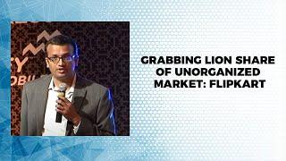 Grabbing lion share of unorganized
