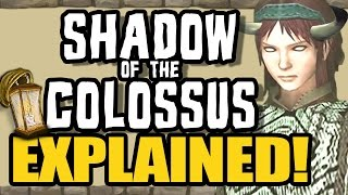 Shadow of the Colossus Ending EXPLAINED!