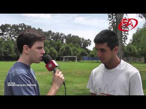 FATV - Pretemporada 2015 - Entrevista Eloy Pereira
