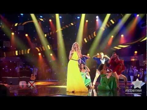 Вера Брежнева - Реальная Жизнь (Live @ Красная Звезда, 2011)