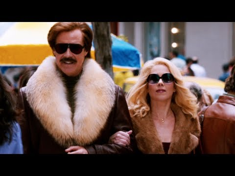 Anchorman 2 Trailer #3 2013 Will Ferrell, Steve Carell Movie - Official [HD]