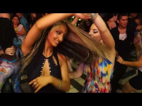 00073 ZoukMX 2016 Social dancing Lani and Jessica ~ video by Zouk Soul