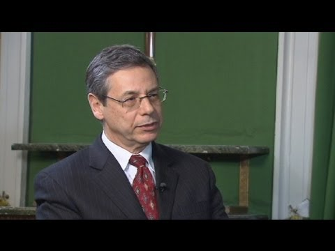 euronews interview - Arab Spring becoming an Islamist Winter, says Israel's Ayalon