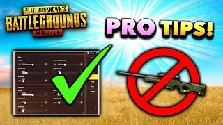 10 Things a PRO Does in PUBG Mobile! (Tips and Tricks)