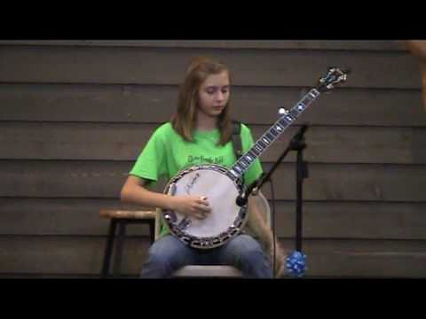Blackjack, Brandy Miller, 3rd Place Galax Banjo 8-11-2010.mpg