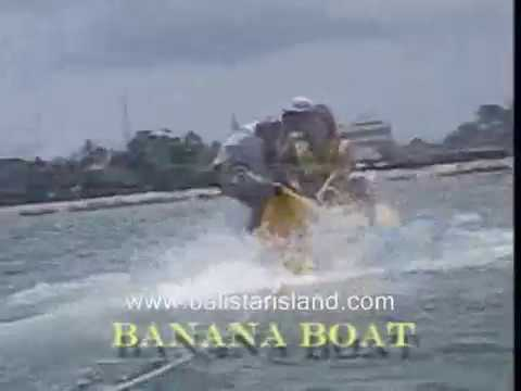 Bali Banana Boat | Beach Activities