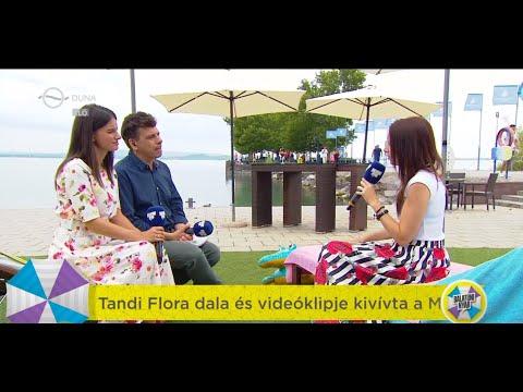 Tandi Flora interjú | Balatoni Nyár | Duna TV