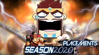 Starting Season2020 Strongly!! [PLACEMENTS] •HIGH ELO• [Best Moments] - Vincent´s Draven