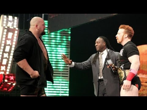 Big Show vs Sheamus Brogue Kick vs WMD Challenge - WWE Smackdown 10/12/12