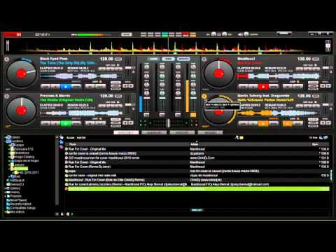 Virtual dj mix 2011 (mash mix)