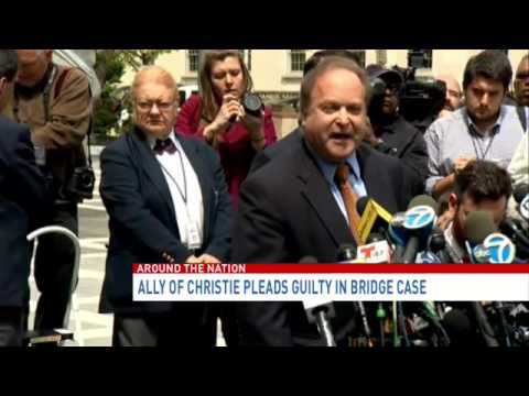 NJ Gov. Chris Christie allies charged in bridge scandal
