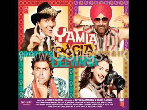 Yamla Pagla Deewana (remix).wmv video