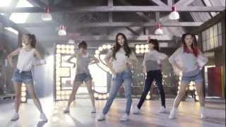 【HD】FIESTAR (피에스타) - Vista MV (Performance Ver.)