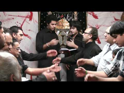 Aye Chand Muharram Ke Tu Badli Ma By Ameer , Sajjad   Anjuman-e-hussaini At Al Quran Center video