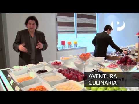 Aventura Culinaria - El Buffet