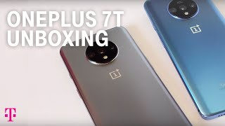 NEW OnePlus 7T Phone Unboxing with Des | T-Mobile