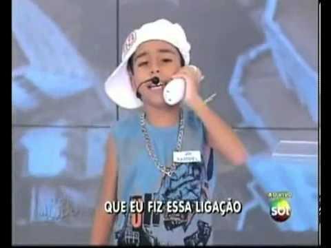 Samuel Menino De Rua video