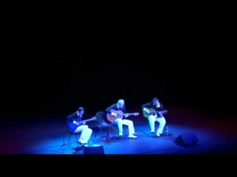 Tamo Daleko-rjabinuska (trio Balkan Strings Live In Moscow 2011) video