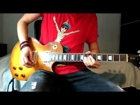 Guns N Roses - Knockin' On Heaven's Door - Freddie Mercury Tribute Concert ( guitar cover )