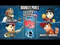 Smash'N'Splash 3  DOUBLES POOLS - Dojo | DOM + RZI vs Z2G + MukLyfe | Marshall MP3