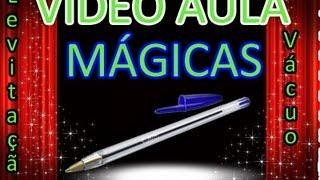 2 mágicas INCRÍVEIS com caneta !!! REVELADAS